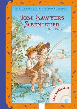 Tom Sawyers Abenteuer von Leger,  Elke, Twain,  Mark, Zöller,  Markus