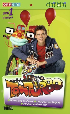 Tom Turbo 1 von Brezina,  Thomas C.