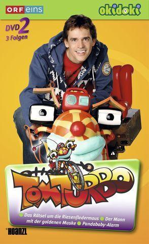 Tom Turbo 2 von Brezina,  Thomas C.