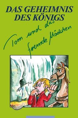 Tom und das fremde Mädchen von Marc,  Ursula