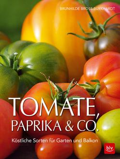 Tomate, Paprika & Co von Bross-Burkhardt,  Brunhilde