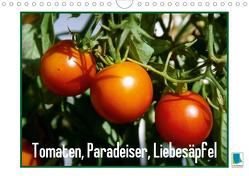 Tomaten, Paradeiser, Liebesäpfel (Wandkalender 2020 DIN A4 quer) von CALVENDO