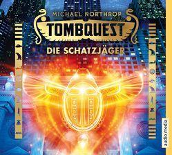 Tombquest – Die Schatzjäger. Box von Northrop,  Michael, Raspe,  Johannes