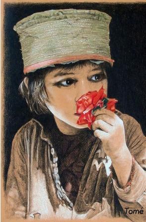 Tomé s Kinder – Zeichnungen / Tomé s Children – Drawings von Etzensperger,  Tomé Thomas