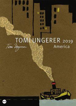 Tomi Ungerer Edition – Kalender 2019 von Heye, Ungerer,  Tomi