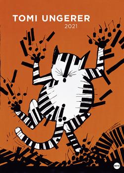 Tomi Ungerer Edition Kalender 2021 von Heye, Ungerer,  Tomi