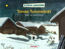 Tomte Tummetott von Hacht,  Silke von, Lindgren,  Astrid, Wiberg,  Harald