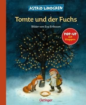 Tomte und der Fuchs von Eriksson,  Eva, Hacht,  Silke von, Lindgren,  Astrid