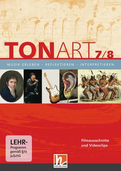TONART 7/8. Video-DVD von Hofmann,  Bernhard, Lindner,  Ursel, Mack,  Dieter, Mastnak,  Wolfgang, Schmid,  Wieland, Zink,  Bernhard