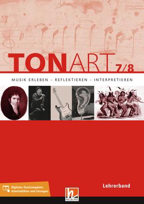 TONART 7/8. Paket von Beck,  Stephan, Hofmann,  Bernhard, Lindner,  Ursel, Mohr,  Klaus, Olbrich,  Micha, Schmid,  Wieland