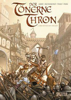 Tönerne Thron, Der von Jarry,  Nicolas, Pieri,  Lorenzo, Richemond,  France, Theo
