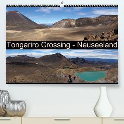 Tongariro Crossing – Neuseeland (Premium, hochwertiger DIN A2 Wandkalender 2020, Kunstdruck in Hochglanz) von Flori0