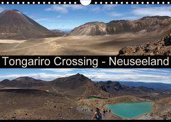 Tongariro Crossing – Neuseeland (Wandkalender 2018 DIN A4 quer) von Flori0,  k.A.