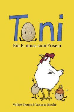 Toni von Preuss,  Volker, Riecke,  Vanessa