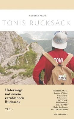 Tonis Rucksack von Pfaff,  Antonia