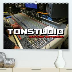 TONSTUDIO – Achtung Aufnahme! (Premium, hochwertiger DIN A2 Wandkalender 2020, Kunstdruck in Hochglanz) von Bleicher,  Renate