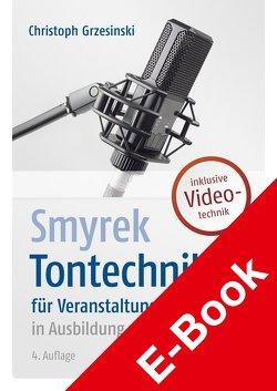 Tontechnik von Grzesinski,  Christoph, Smyrek,  Volker