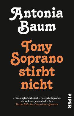Tony Soprano stirbt nicht von Baum,  Antonia