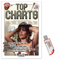 Top Charts 83 (mit CD + Midifiles, USB-Stick)