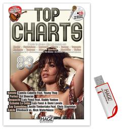 Top Charts 83 (mit CD + Midifiles, USB-Stick)