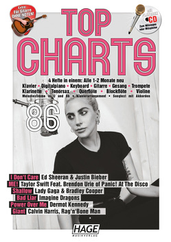 Top Charts 86 (mit CD)