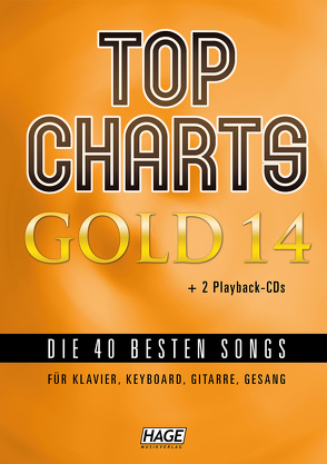 Top Charts Gold 14 (mit 2 CDs)