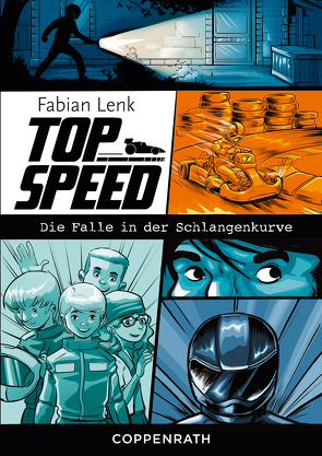 Top Speed – Band 1 von Lenk,  Fabian, Zapf