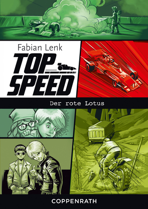 Top Speed – Band 2 von Lenk,  Fabian, Zapf