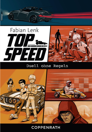 Top Speed – Band 3 von Lenk,  Fabian, Zapf