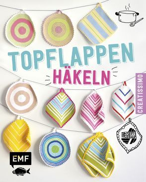 Topflappen häkeln von Edition Michael Fischer