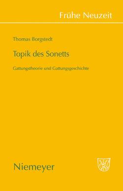 Topik des Sonetts von Borgstedt,  Thomas
