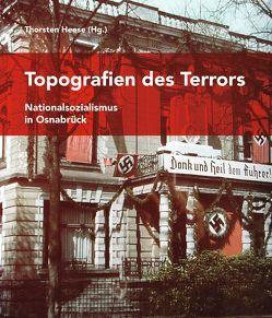 Topografien des Terrors von Heese,  Thorsten