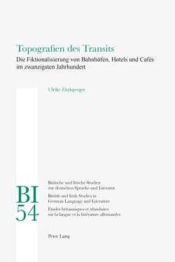 Topografien des Transits von Zitzlsperger,  Ulrike