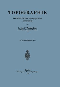 Topographie von Werkmeister,  P.