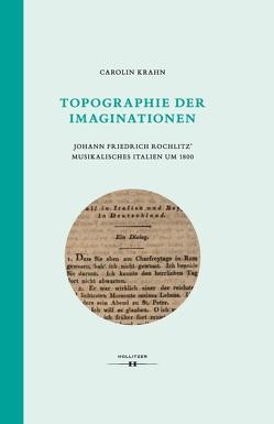Topographie der Imaginationen von Krahn,  Carolin
