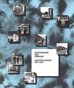 Topographie des Terrors von Nachama,  Andreas