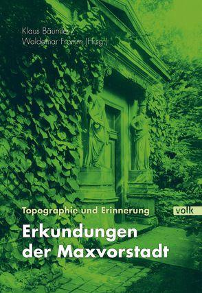 Topographie und Erinnerung von Bäumler,  Klaus, Fromm,  Waldemar