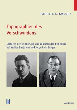Topographien des Verschwindens von Gwozdz,  Patricia A.