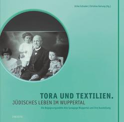 Tora und Textilien von Hartung,  Christine, Schrader,  Ulrike