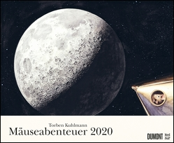 Torben Kuhlmanns Mäuseabenteuer 2020 – DUMONT Kinder-Kalender – Querformat 52 x 42,5 cm – Spiralbindung von DUMONT Kalenderverlag, Kuhlmann,  Torben