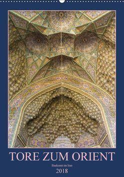 Tore zum Orient (Wandkalender 2018 DIN A2 hoch) von Caccia,  Enrico
