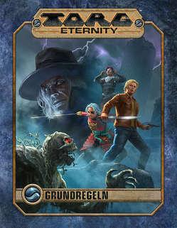 Torg Eternity – Regelwerk von Gilbert,  Deanna, Hayhurst,  Darrell, Hensley,  Shane Lacy, Plötz,  Markus, Watson,  Ross