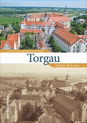 Torgau von Blume,  Bernd, Karl-Sander,  Corinna