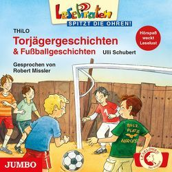 Torjägergeschichten & Fußballgeschichten von Diverse, Missler,  Robert