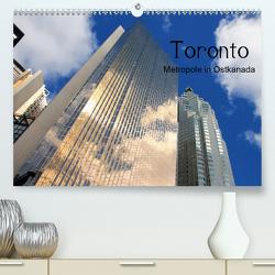 Toronto – Metropole in Ostkanada (Premium, hochwertiger DIN A2 Wandkalender 2021, Kunstdruck in Hochglanz) von Seidl,  Helene