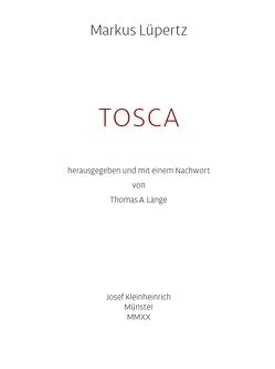 Tosca von Lange,  Thomas A., Lüpertz,  Markus