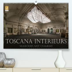 Toscana Interieurs – Marodes mit Charme (Premium, hochwertiger DIN A2 Wandkalender 2020, Kunstdruck in Hochglanz) von Swierczyna,  Eleonore
