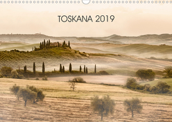 Toskana 2019 (Wandkalender 2019 DIN A3 quer) von Kassner,  Danyel