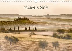 Toskana 2019 (Wandkalender 2019 DIN A4 quer) von Kassner,  Danyel