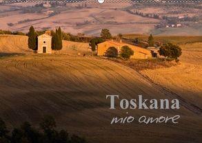 Toskana – mio amore (Wandkalender 2018 DIN A2 quer) von ledieS,  Katja